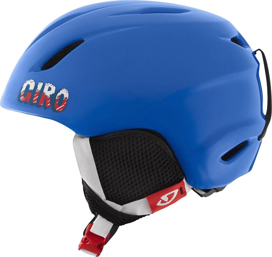Giro Launch blue icee
