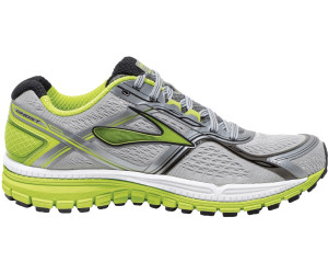 Brooks Ghost 8 charcoal/lime/silver