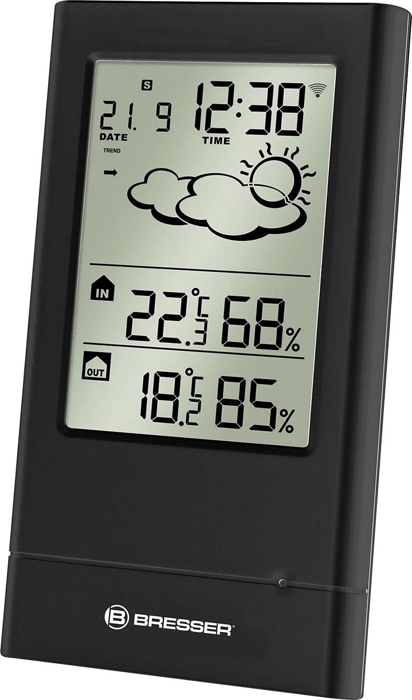 Bresser Temp Trend schwarz (7004001)