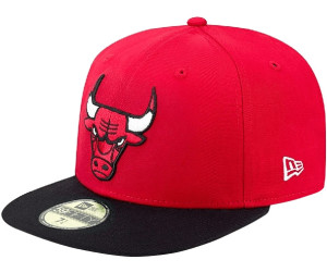 2bf20d23f5f New Era Chicago Bulls Basic 59FIFTY red black ab 17