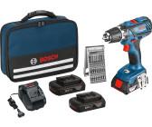 Bosch Gsr 18 2 Li Plus Professional Ab 77 90 Preisvergleich Bei