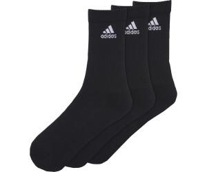 2eeba933eb21 Adidas 3-Streifen Performance Crew Socken 3er Pack ab 5,99 ...