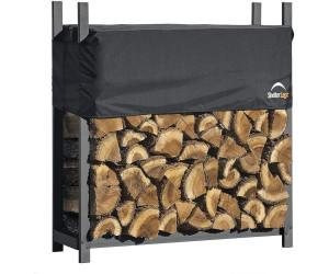 shelterlogic holzstapelhilfe 120x36x119 cm ab 89 00 preisvergleich bei. Black Bedroom Furniture Sets. Home Design Ideas
