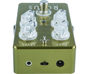 Suhr Rufus Reloaded Fuzz pedal
