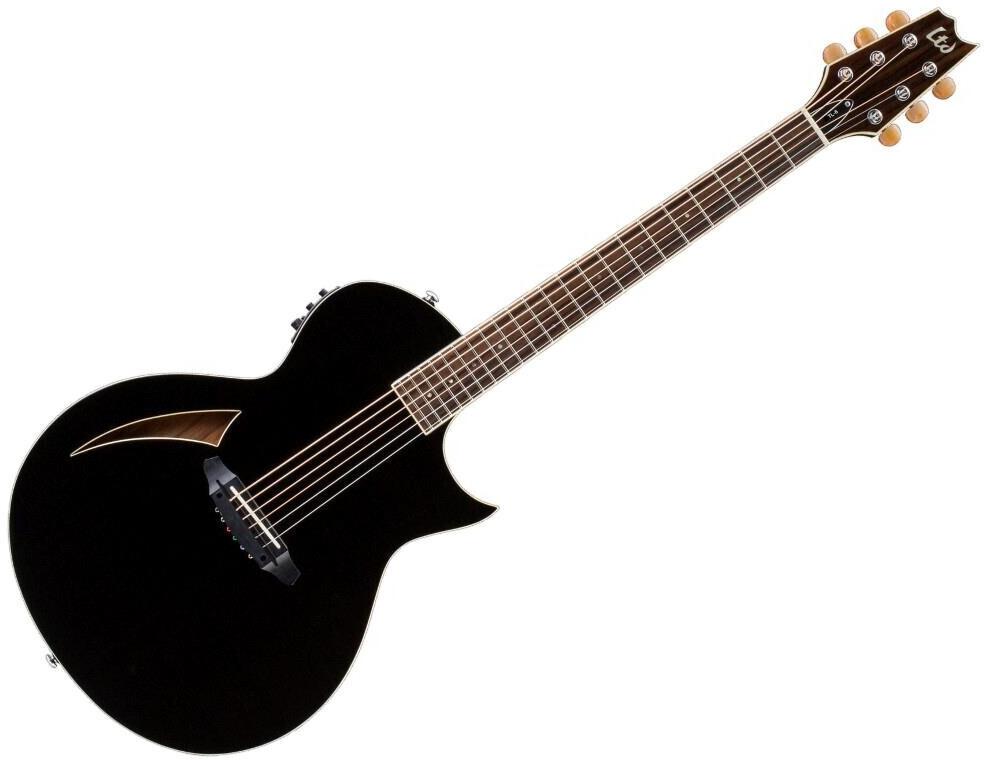 LTD TL-6 BLK Black