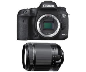 Canon EOS 7D Mark II Kit 18-200 mm Tamron