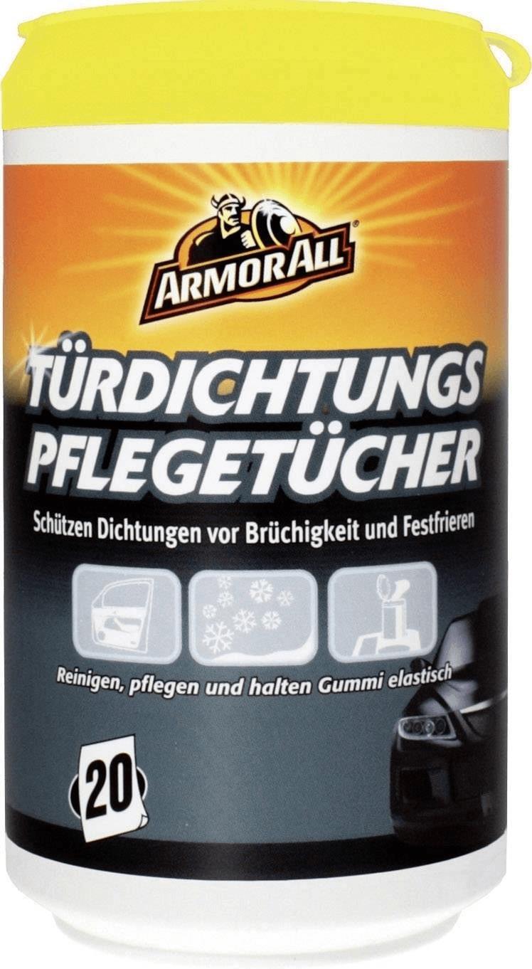 ArmorAll Türdichtungs Pflegetücher (20 Stück)
