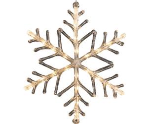 Weihnachtsdeko Aus Acryl.Konstsmide Led Acryl Schneeflocke 4540 Ab 23 99 Preisvergleich