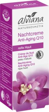 Alviana Anti-Aging Q10 Nachtcreme (30ml)