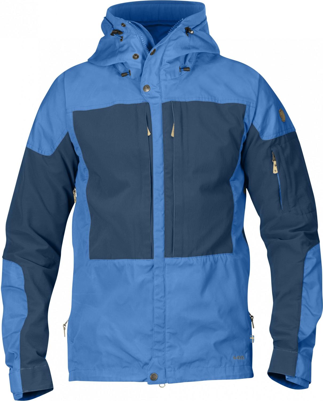 Fjällräven Keb Jacket UN Blue/Uncle Blue