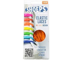 Shoeps Elastische Schnürsenkel orange