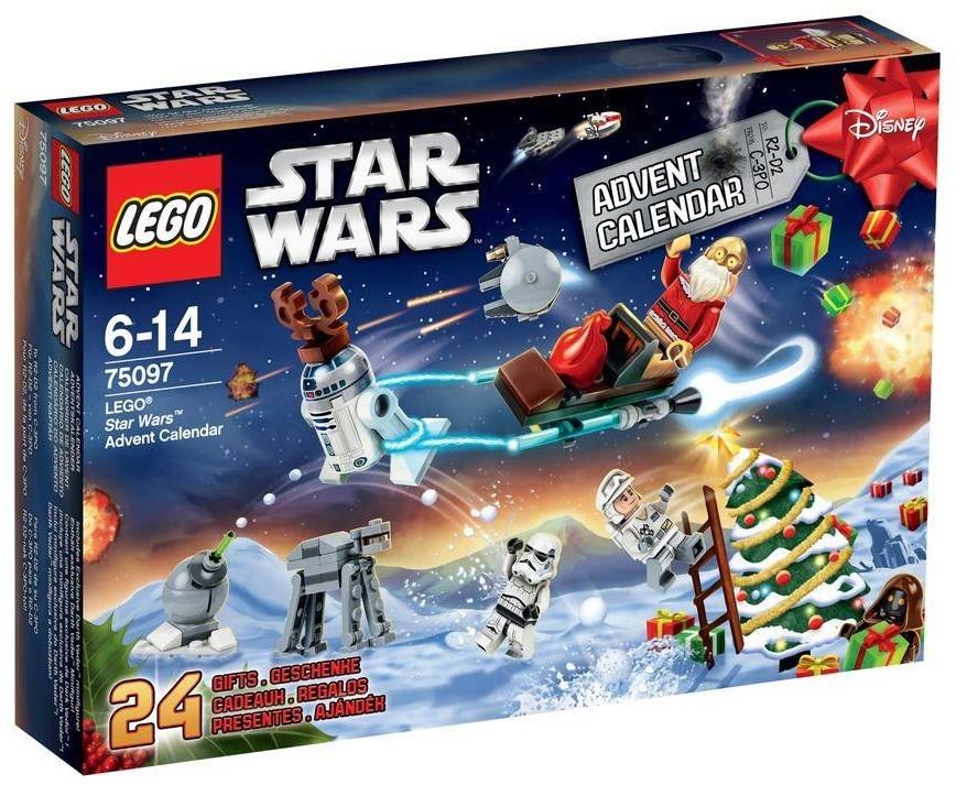 LEGO Star Wars - Calendrier de l'Avent 2015 (75097)