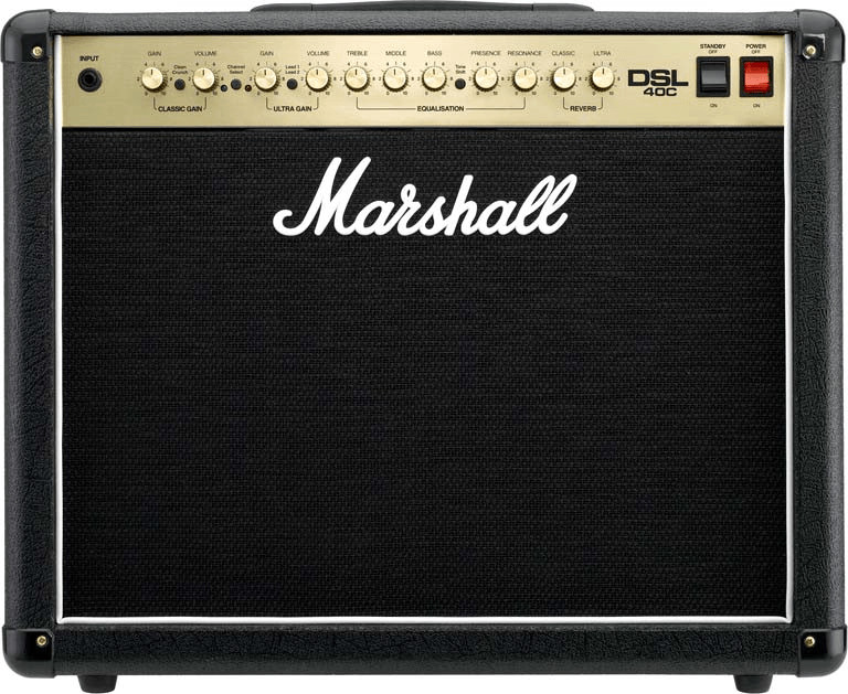 Marshall DSL 40C black