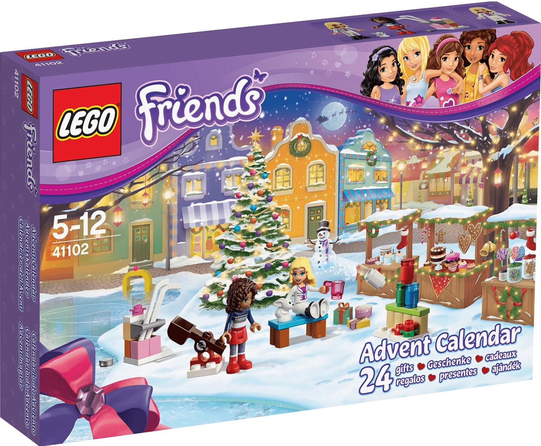 LEGO Friends - Calendrier de l'Avent 2015 (41102)