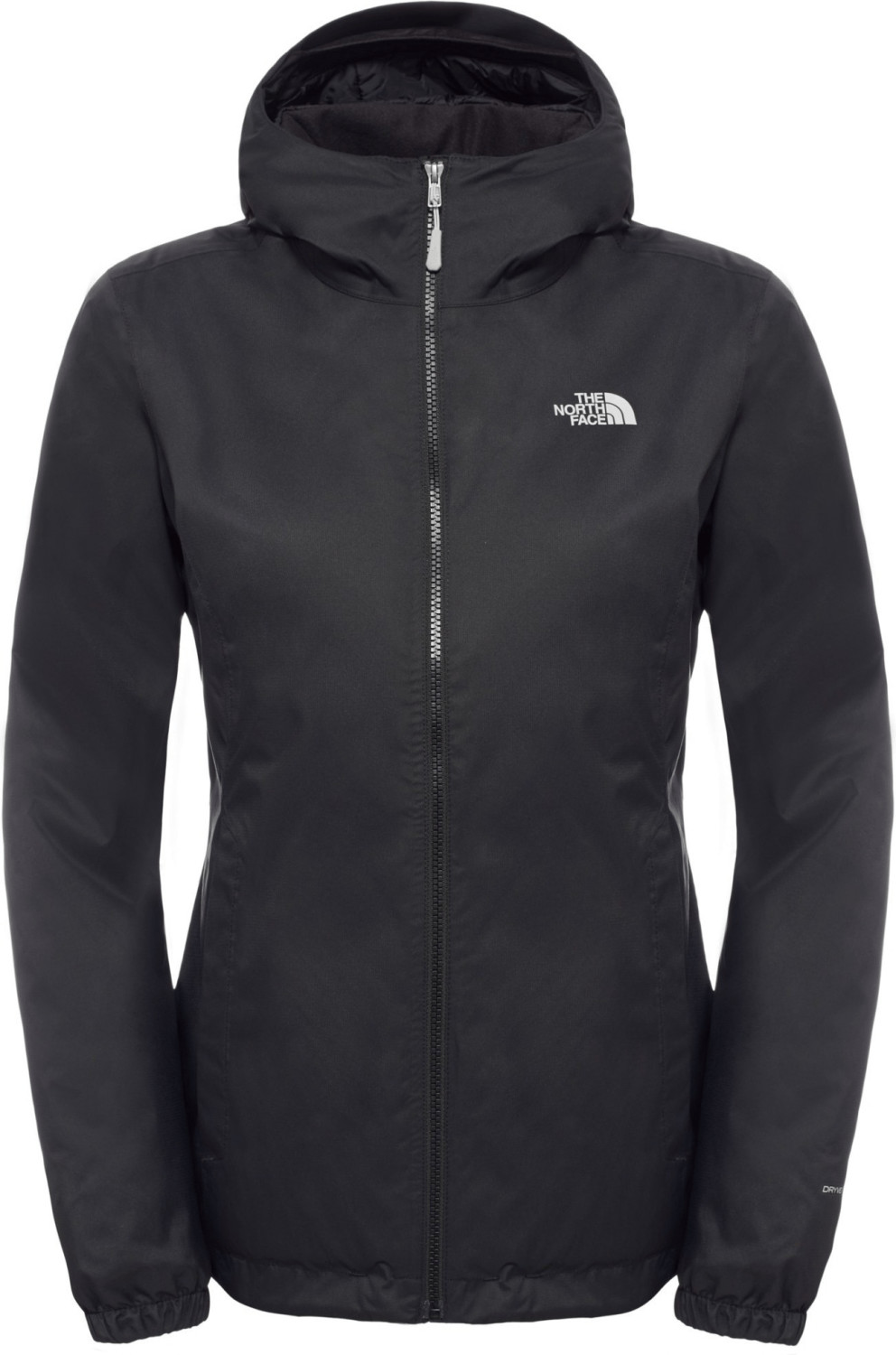 The North Face Women's Quest Insulated Jacket TNF Black