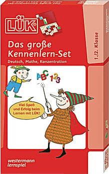 Westermann LÜK - Das große Kennenlern-Set