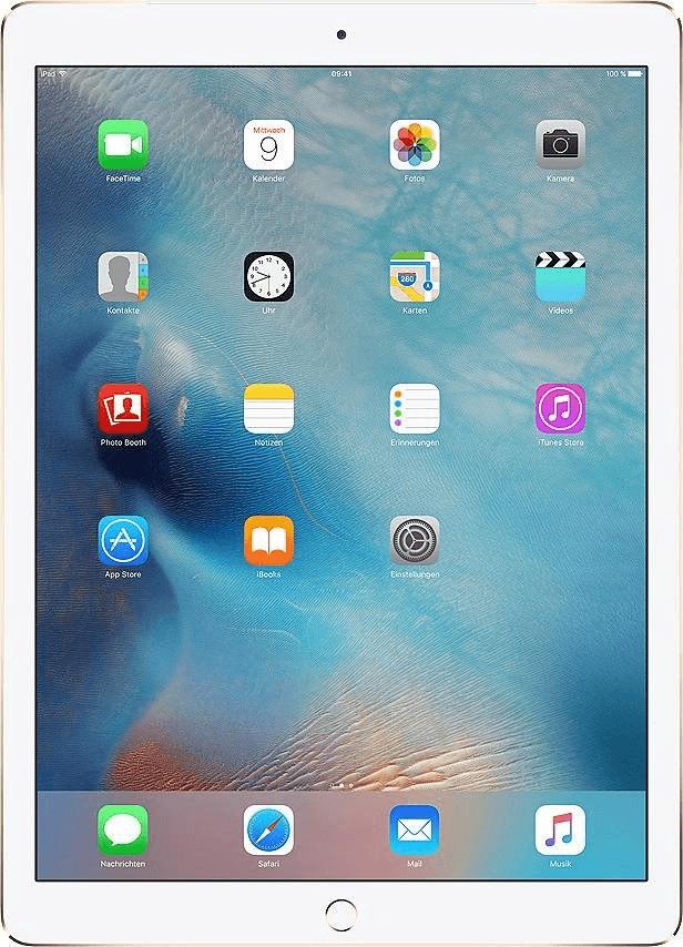 apple ipad pro 12 9 128gb wifi 4g gold - [asgoodasnew@ebay] Apple iPad Pro 12.9 Wi-Fi + 4G 128GB Gold NEU! für nur 669€
