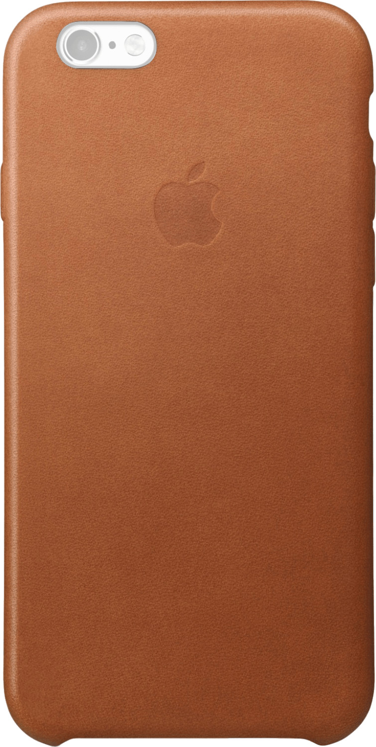 Image of Apple Cover in pelle cuoio (iPhone 6S)