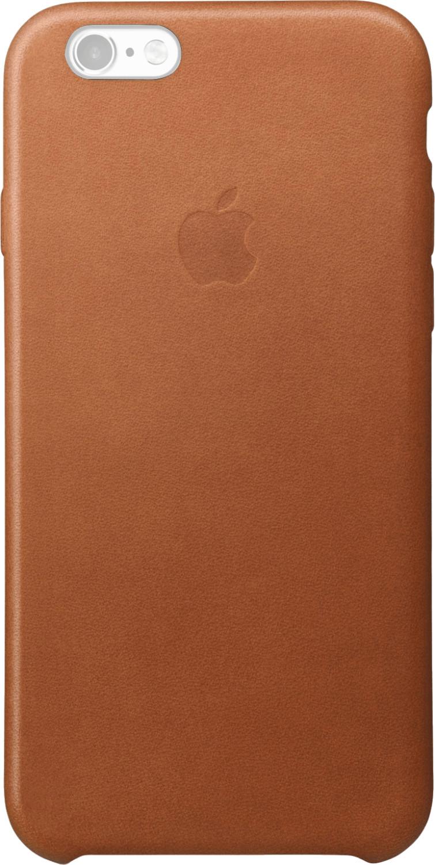 Apple Leder Case sattelbraun (iPhone 6S)