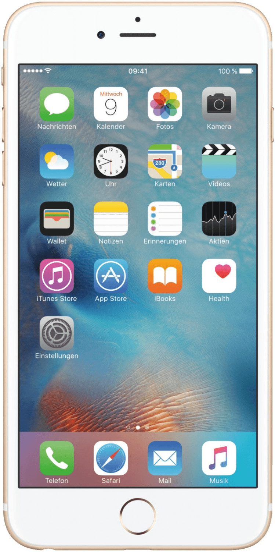 Image of Apple iPhone 6S Plus 128GB oro