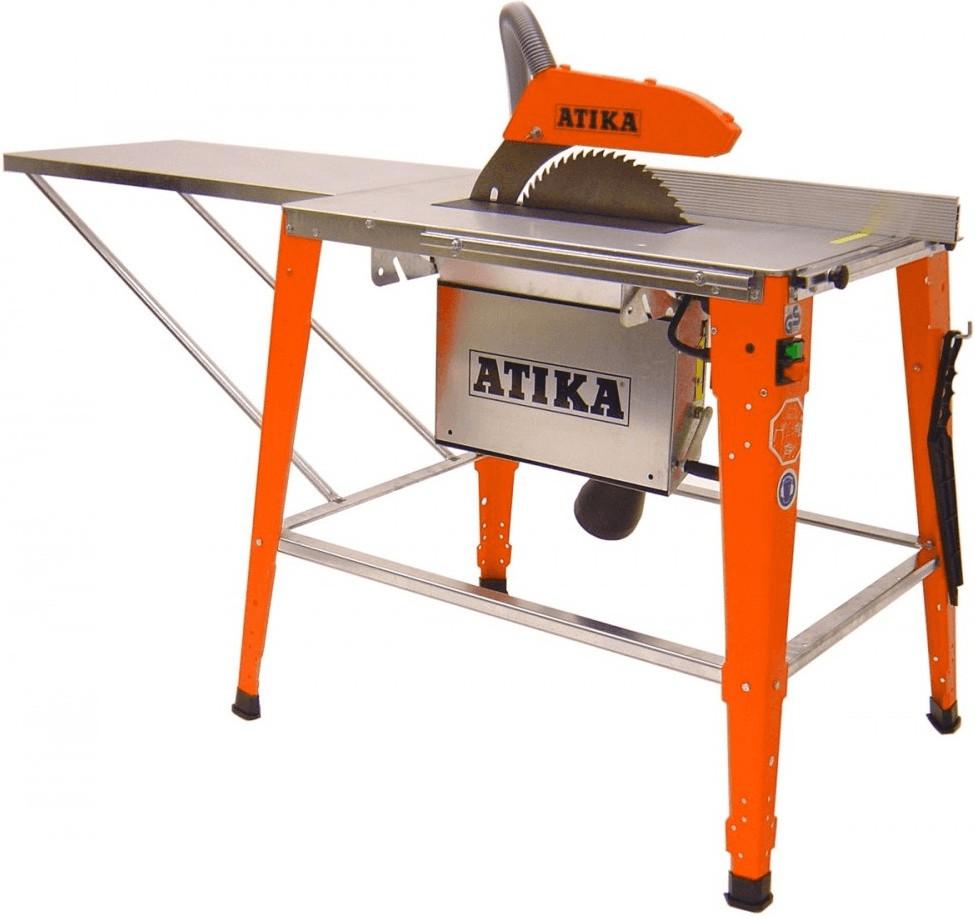 Atika HT 315 - 230V (2,0 kW) vormontiert