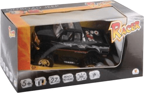 The Toy Company RC Racer Off Road Jeep