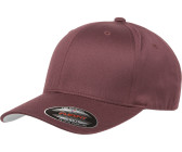 Flexfit 6277 Wooly Combed maroon a895f4ecfff6