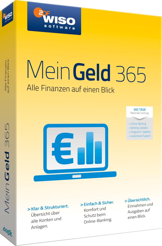 Buhl WISO Mein Geld 2016 Standard 365