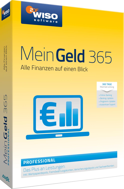 Buhl WISO Mein Geld 2016 Professional 365