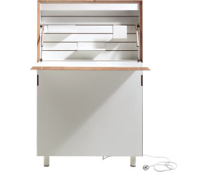 m ller m belwerkst tten flatmate sekret r ab 895 21 preisvergleich bei. Black Bedroom Furniture Sets. Home Design Ideas