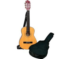 Image of Bontempi Classic Wooden Guitar 75cm (GSW752)