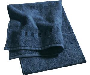Esprit Handtuch Esprit Home Solid Jeans 50x100 cm NEU