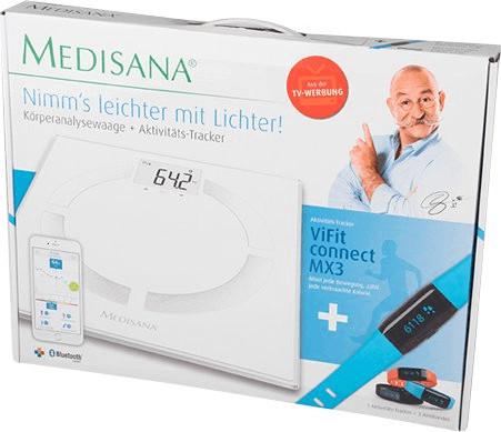 Medisana Körperanalysewaage Set