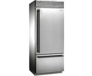 Smeg Kleiner Kühlschrank : Smeg rf rsix ab u ac preisvergleich bei idealo