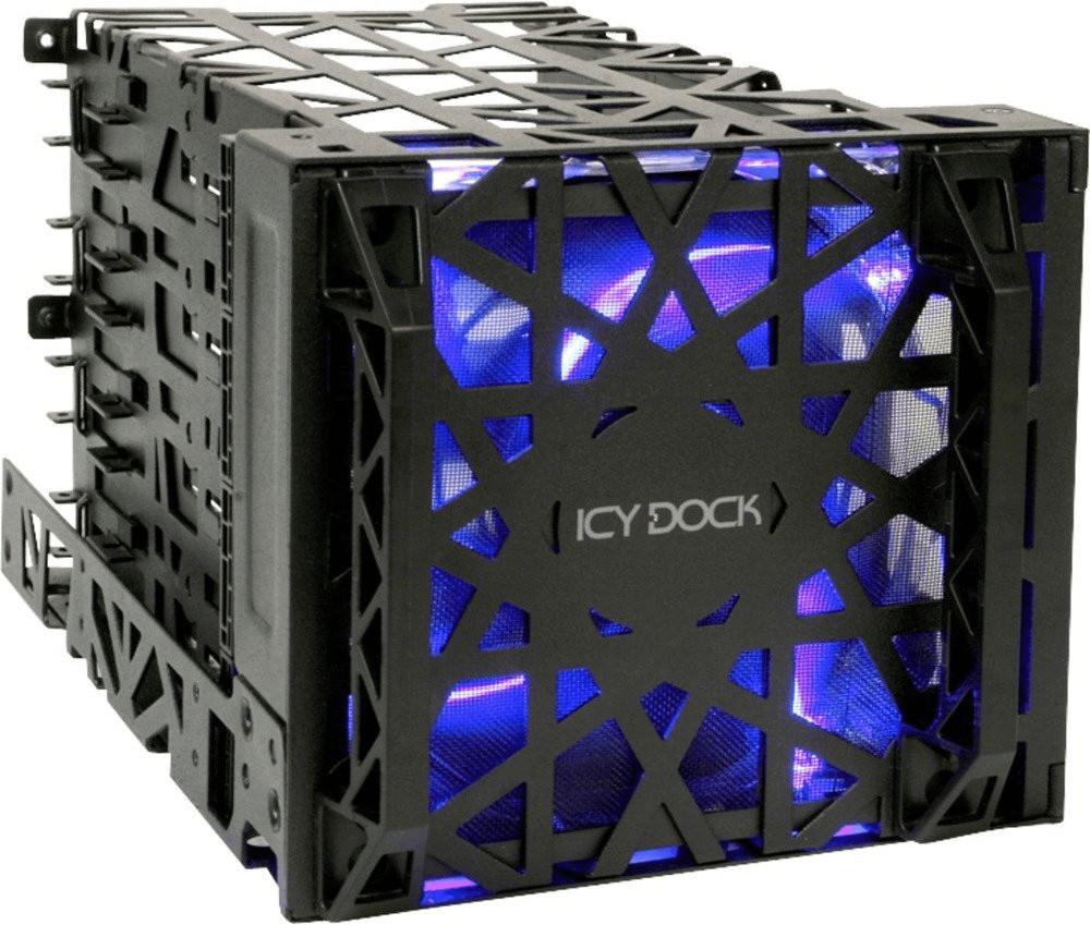 Image of Icy Dock Black Vortex (MB074SP-B)
