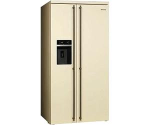 Smeg Kühlschrank 50 Cm Breit : Smeg sbs po ab u ac preisvergleich bei idealo