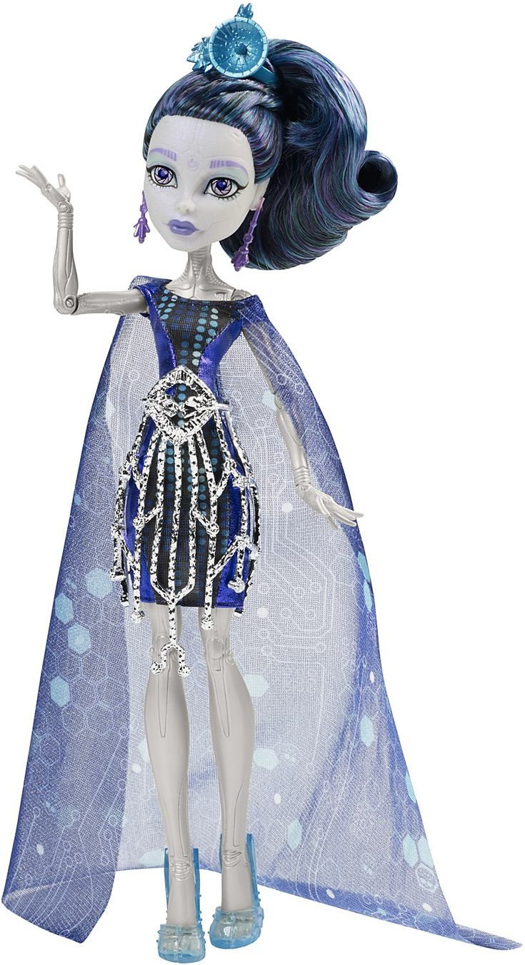 Monster High Boo York Boo York - Elle Eedee