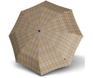 Image of Knirps Classic Line Minimatic SL beige check (8982)