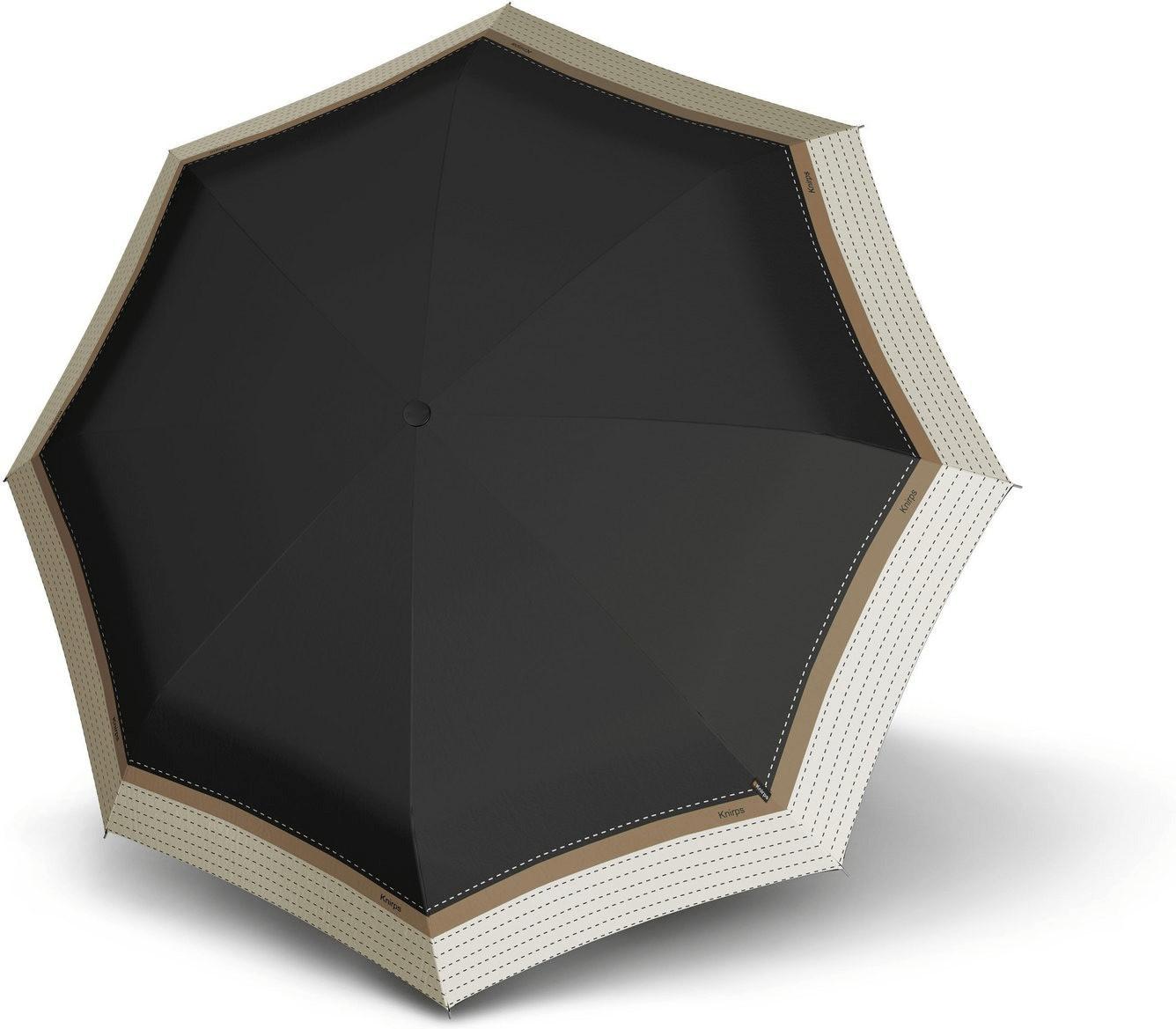 Image of Knirps Classic Line Minimatic SL border black (8982)
