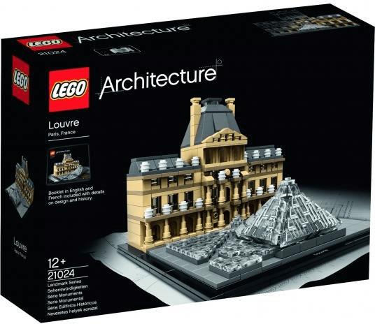 LEGO Architecture - Louvre (21024)