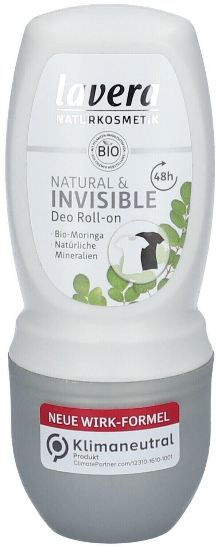 Lavera Deo Roll-on Invisible (50 ml)