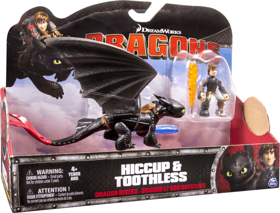 Spin Master DreamWorks Dragons - Drago & Machine