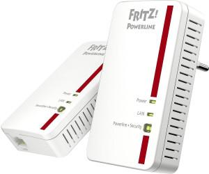 Image of AVM FRITZ!Powerline 1000E Starter Kit