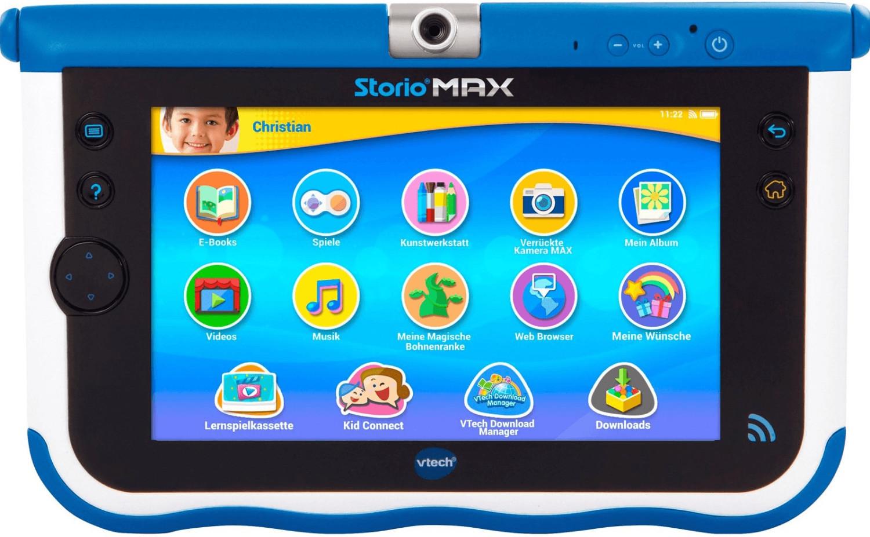 Vtech Storio Max 7 blau