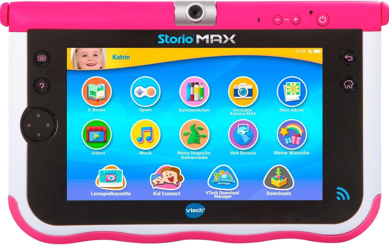 Vtech Storio Max 7 pink