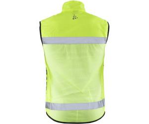 Craft Visibility Vest Unisex Neon 2019 Laufweste gelb