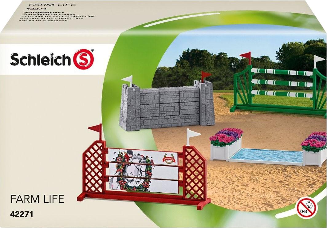 Schleich Springparcours (42271)