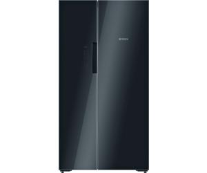 Bosch Kühlschrank Schwarz Glas : Bosch kan lb ab u ac preisvergleich bei idealo