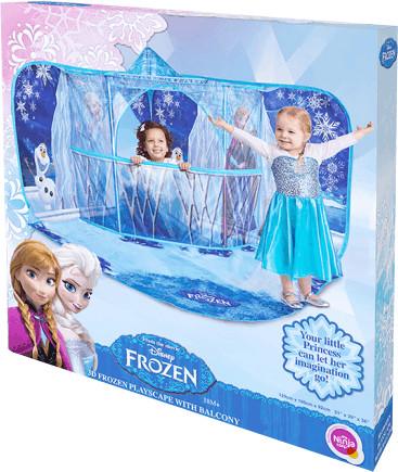 rabatt knorrtoys 3d kulisse disney frozen die eisk nigin kinderspielzeug. Black Bedroom Furniture Sets. Home Design Ideas