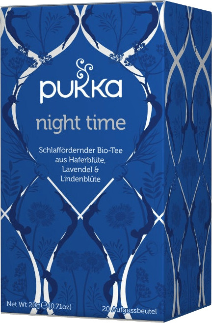 Pukka Night Time Tee (20g)
